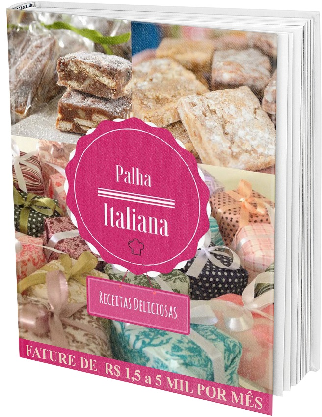 Curso Palha Italiana Gourmet