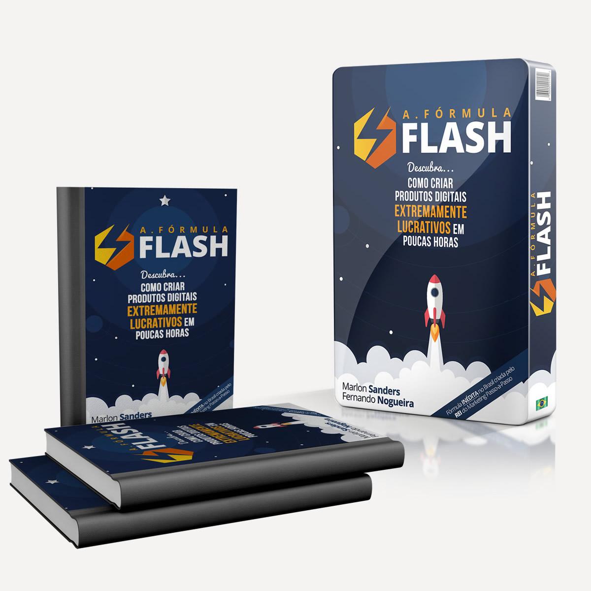 A Fórmula Flash - Como criar produtos digitais EXTREMAMENTE LUCRATIVOS em poucas horas