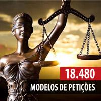 427 Petições do Novo CPC e 18.000 Diversas Áreas do Direito