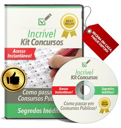 CD-ROM APOSTILAS PARA CONCURSOS (VÁRIAS APOSTILAS PELO PREÇO DE UMA)