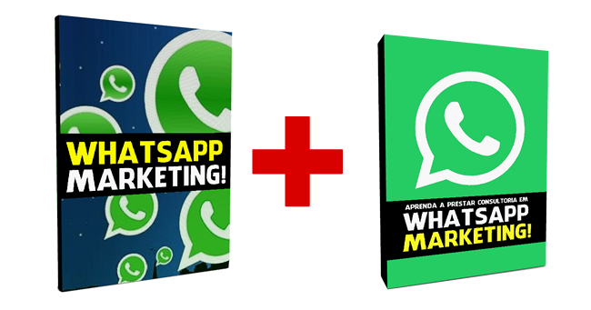 COMBO Profissional WhatsApp Marketing
