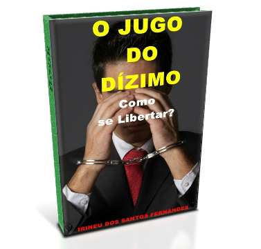 "E-book ""O Jugo do Dízimo"""