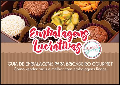 Guia de Embalagens Lucrativas Para Brigadeiro Gourmet