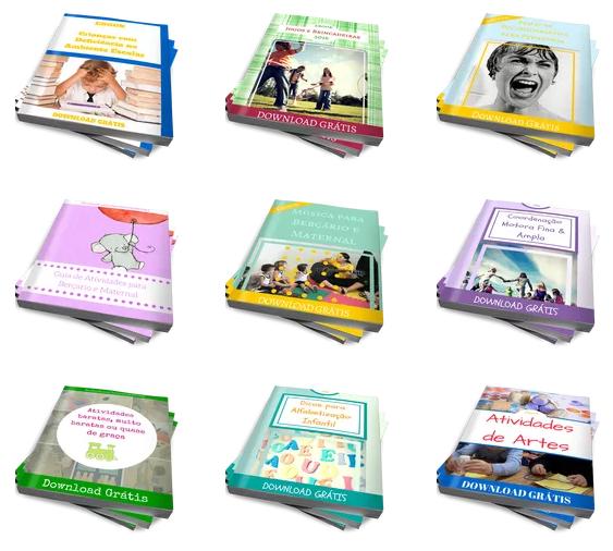 Ebooks da Vivi