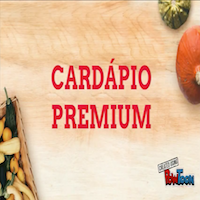 Cardápio Premium