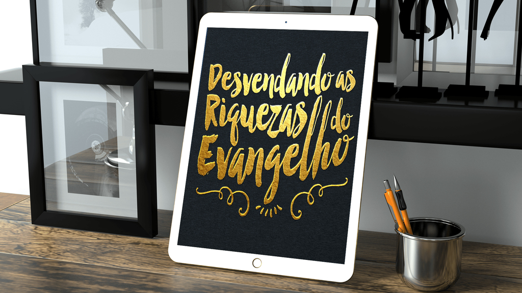 Ebook - 21 Desvendando as Riquezas do Evangelho - Estudo de Romanos