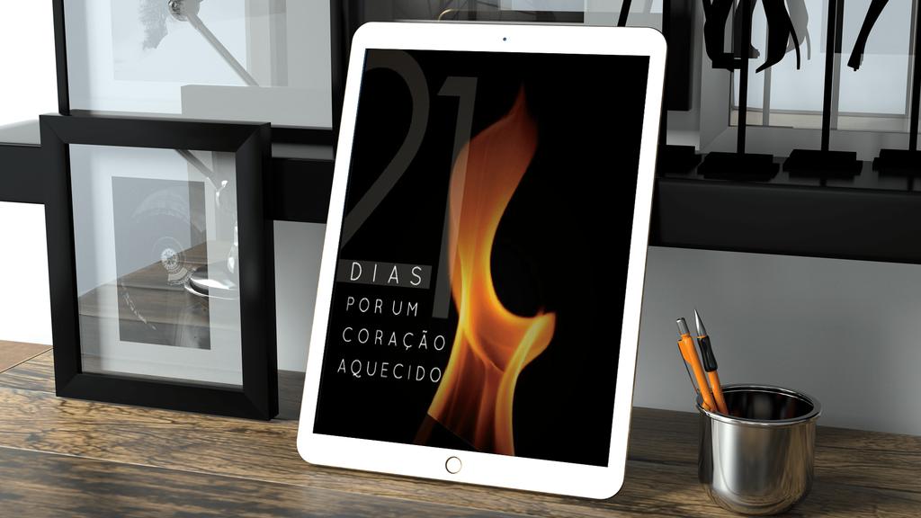 Ebook - 21 Dias Para Um Coração Aquecido