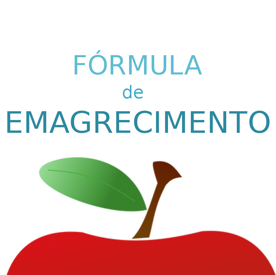 FÓRMULA DE EMAGRECIMENTO