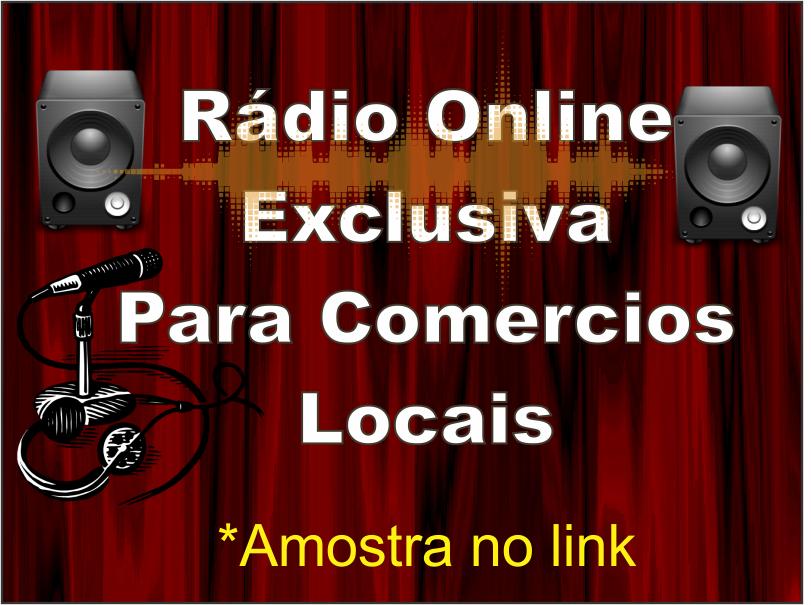 Radio Online Exclusiva Para Comercio Local