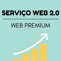 Serviço de Criação de Web 2.0 PREMIUM
