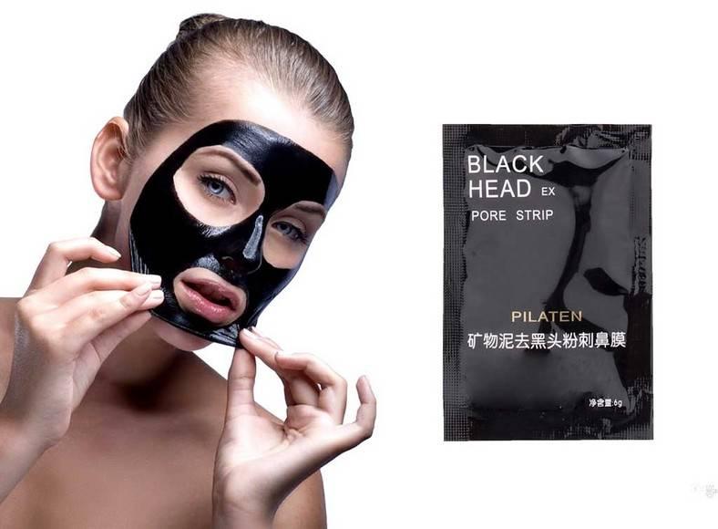 Black Head máscara preta removedora de cravos