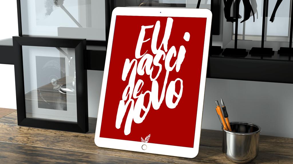 E-Book: Eu Nasci De Novo - Cassia Pinheiro