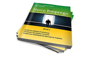 Série Novo Emprego - E-book 2