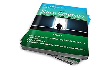 Série Novo Emprego - E-book 3