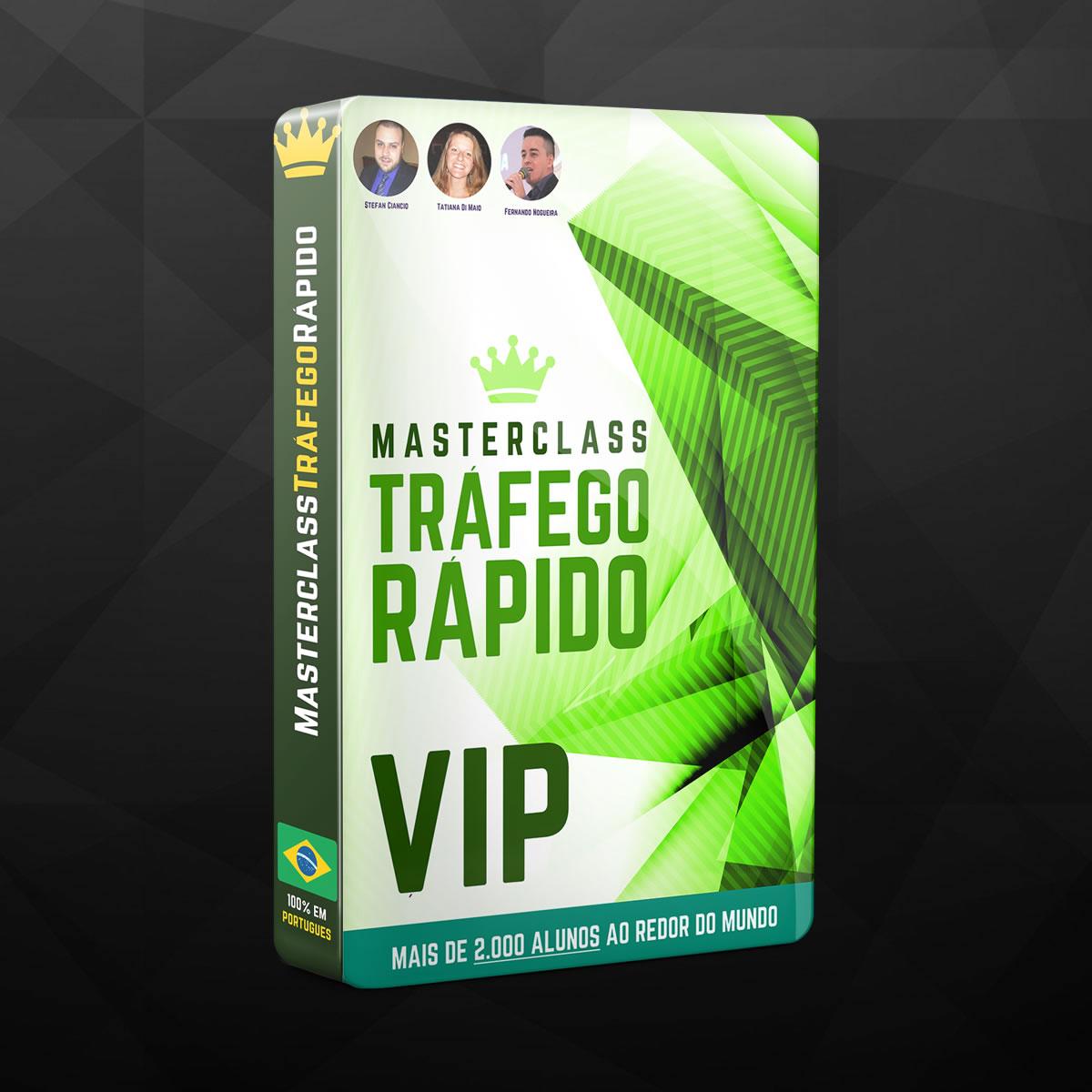 Masterclass Tráfego Rápido - VIP