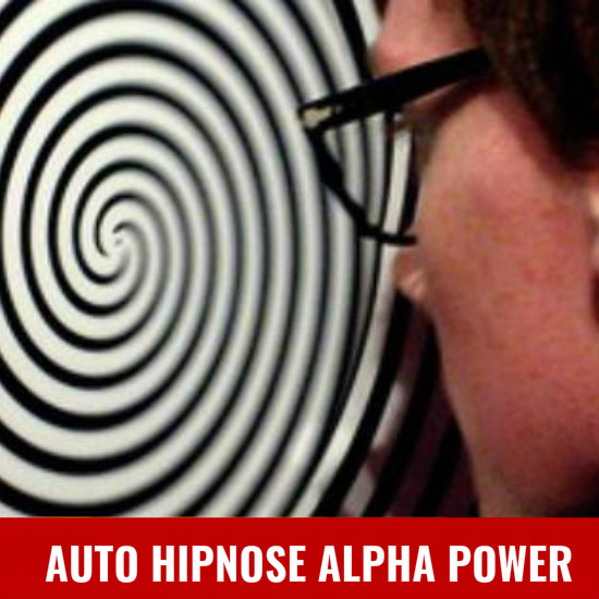 AUTO HIPNOSE ALFA POWER