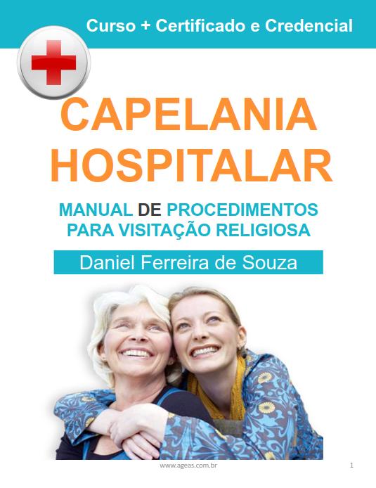 Curso de Capelania Hospitalar a Distância