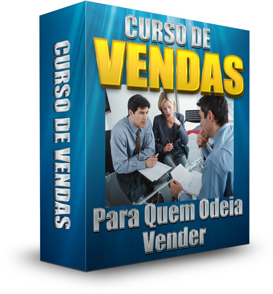 CURSO DE VENDAS PARA QUEM ODEIA VENDER