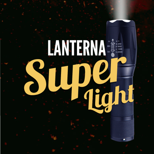 Lanterna Super Light