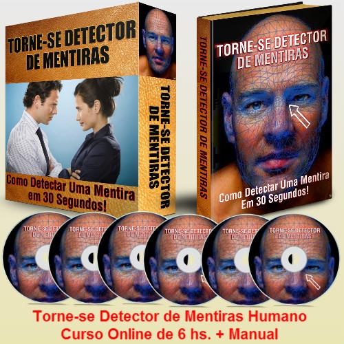 TORNE-SE DETECTOR DE MENTIRAS HUMANO