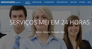 Serviços para Micro Empresa Individual - Servicosmei.com.br