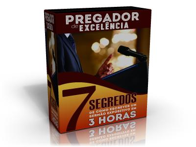 CURSO PREGADOR DE EXCELÊNCIA