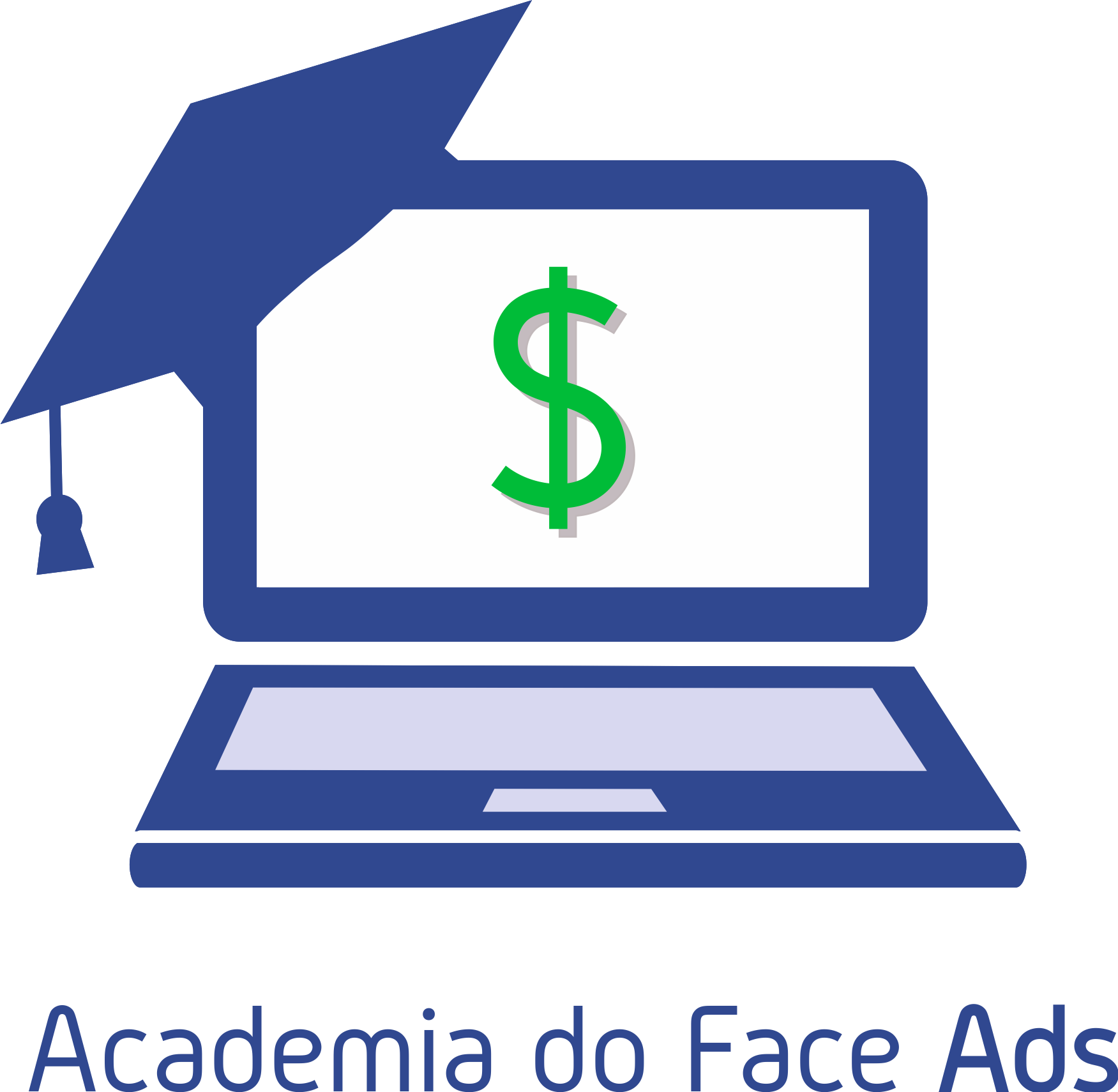 Academia do Face Ads