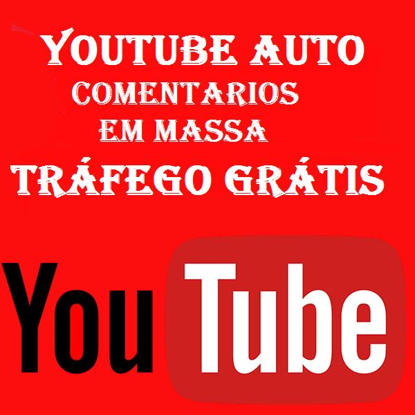 Divulgar Youtube Auto Comentários