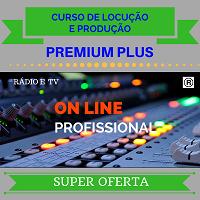 Curso de Locução e Produção de Áudio Premium Plus