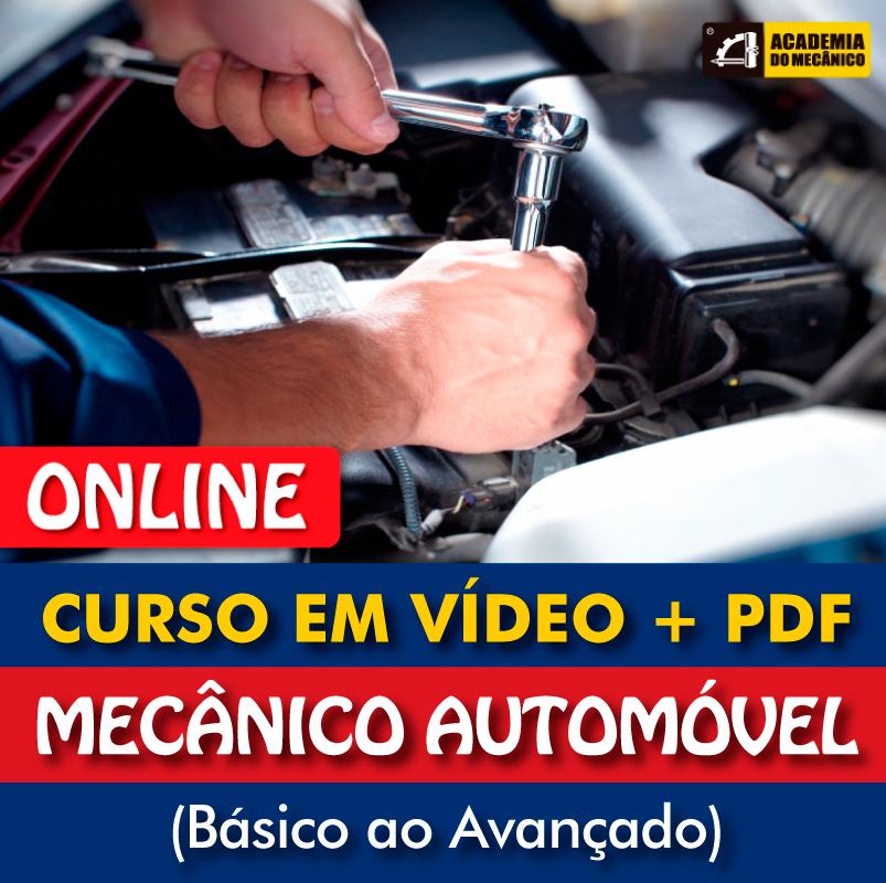Curso Mecânico de Automóvel | Academia do Mecânico