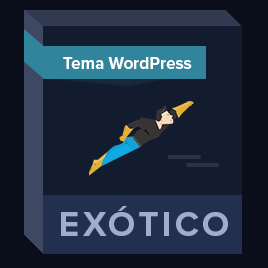 Tema Exótico WordPress