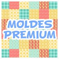 Moldes Premium para Artesanato