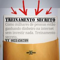 Treinamento Secreto (para afiliados iniciantes)