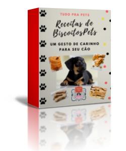 Receitas de Biscoitos Pets