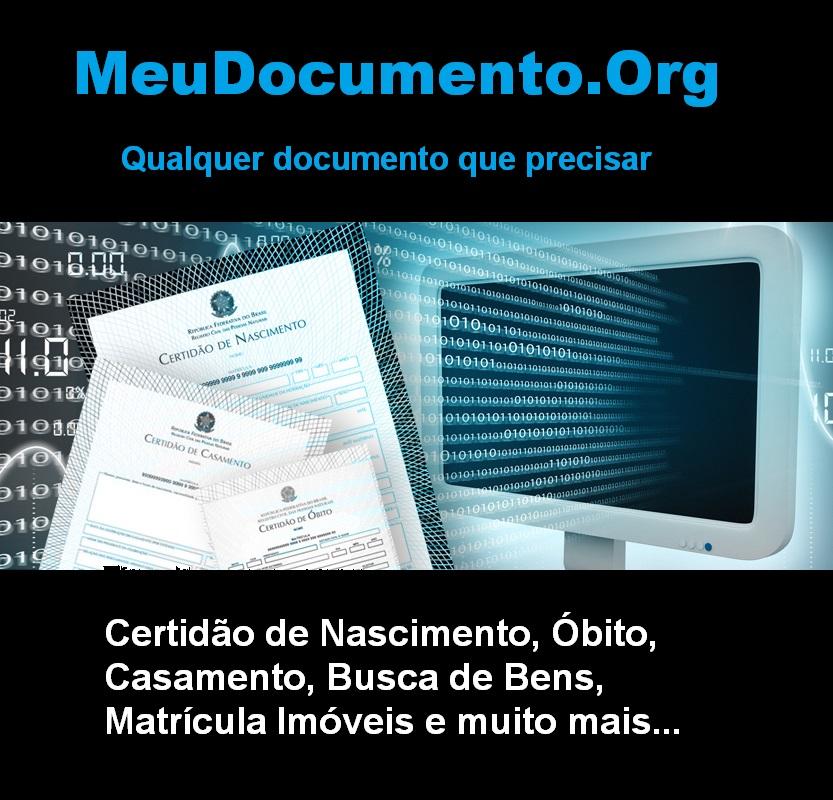 Meudocumento.Org - Qualquer Documento que você precisar