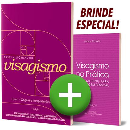 Bases Históricas do Visagismo + BRINDE: Visagismo na Prática - ebook