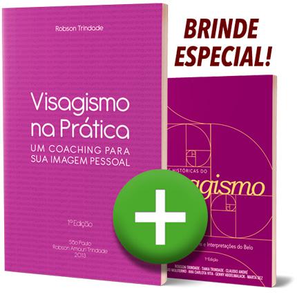 Visagismo na Prática + BRINDE: Bases Históricas do Visagismo - ebook