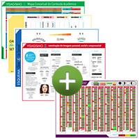 Kit Infográficos de visagismo + Brinde