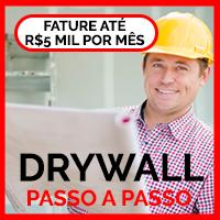 Curso Drywall Passo a Passo