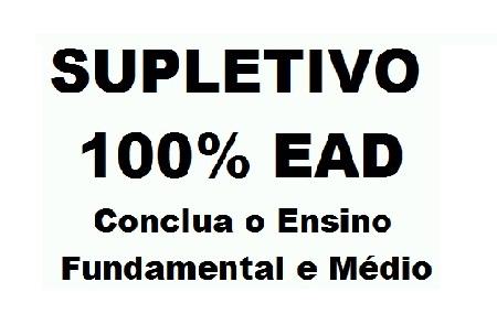 SUPLETIVO 100% OnLine