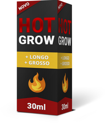 Gel Hot Grow Adulto