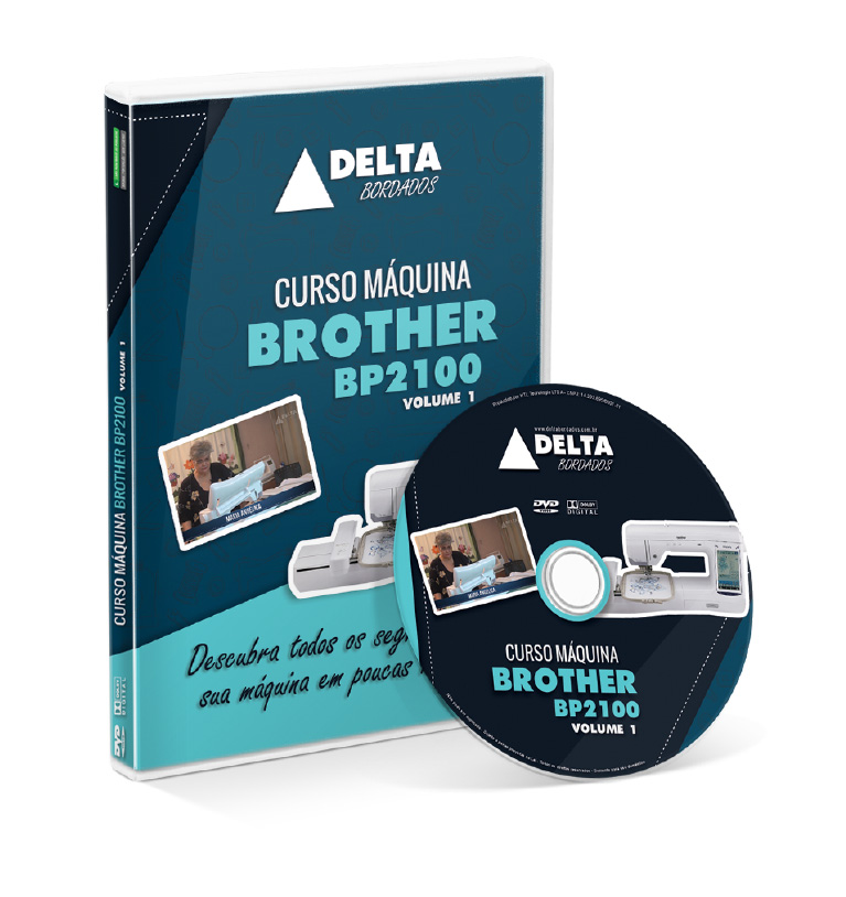 Curso DVD BP2100