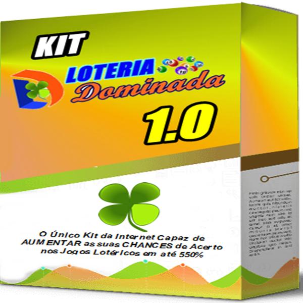 Kit Loteria Dominada 1.0