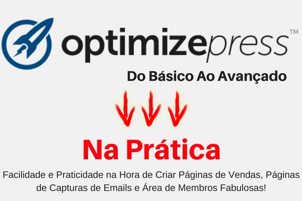 OptimizePress na Prática