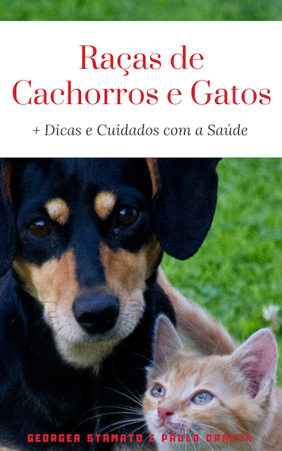 Almanaque de Raças de Cachorros e Gatos