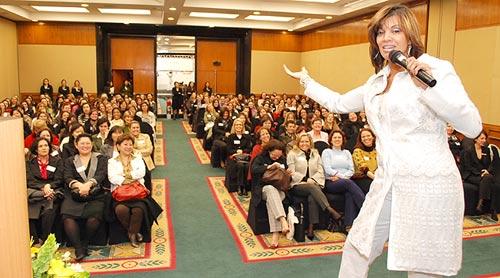 Workshop Mulher Diamante - Brasília