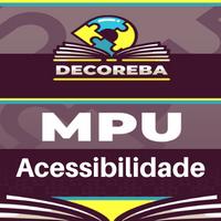 Projeto Decoreba - Acessibilidade MPU