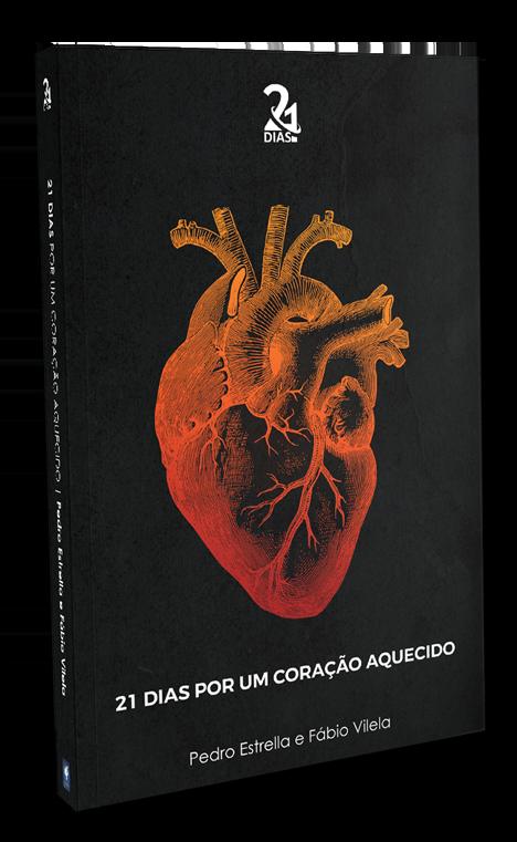 Livro - 21 Dias Por um Coração Aquecido