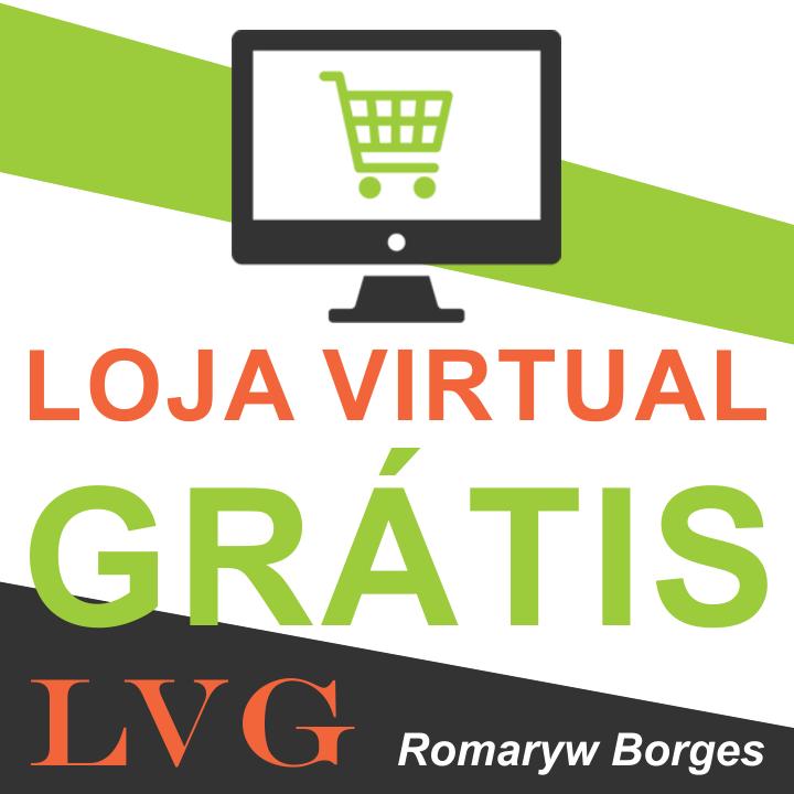 LVG | Loja Virtual Grátis