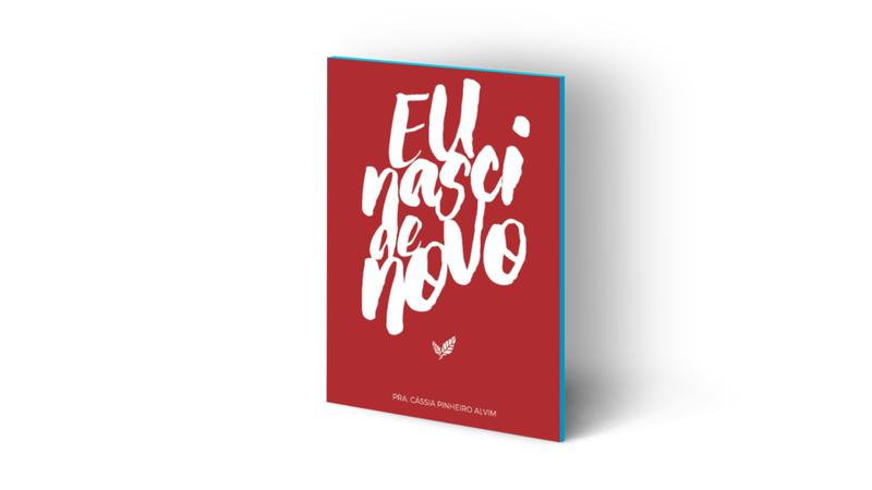 Livro - Eu Nasci Denovo